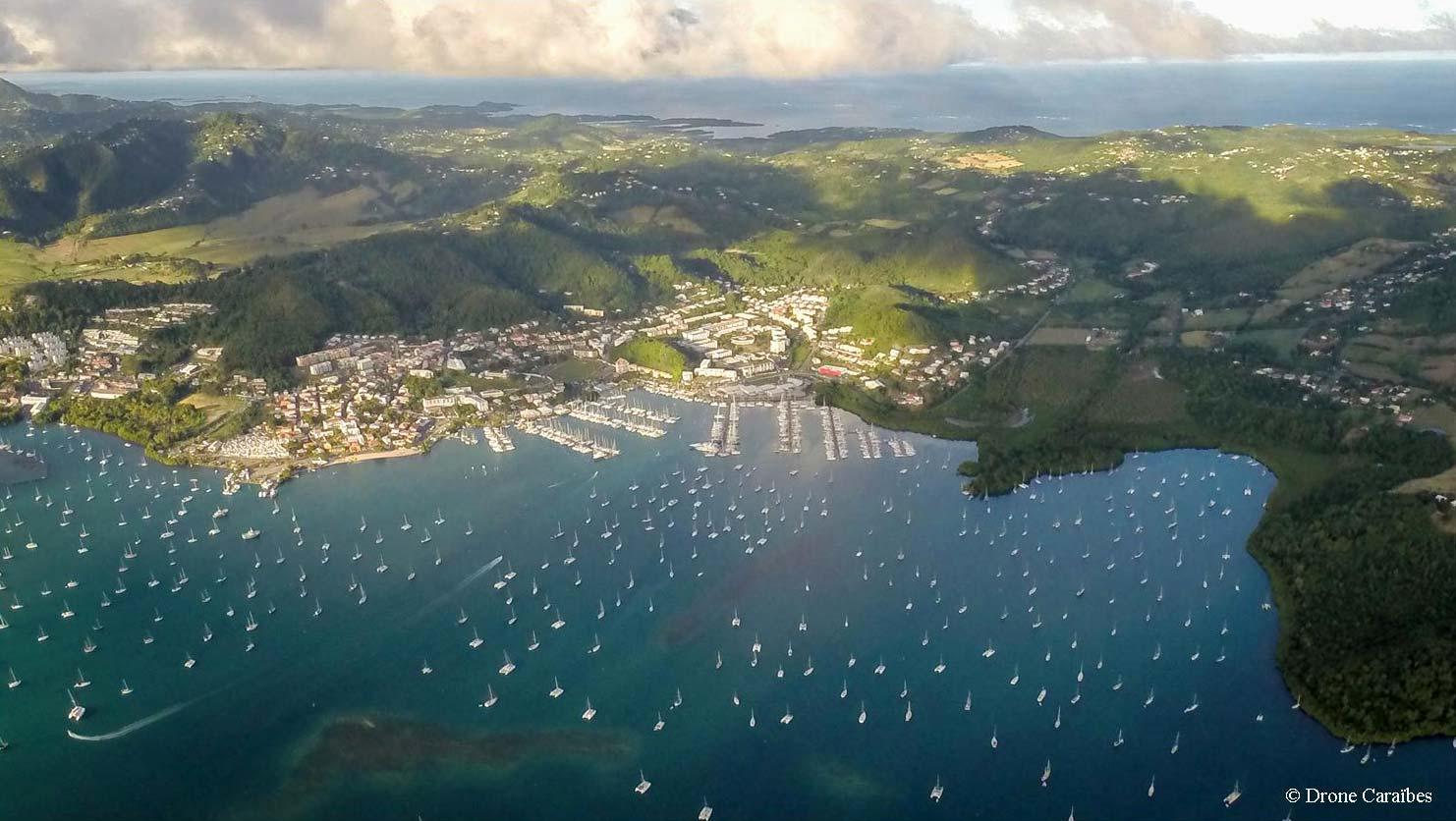 Le nautisme à la Martinique - Martinique Active