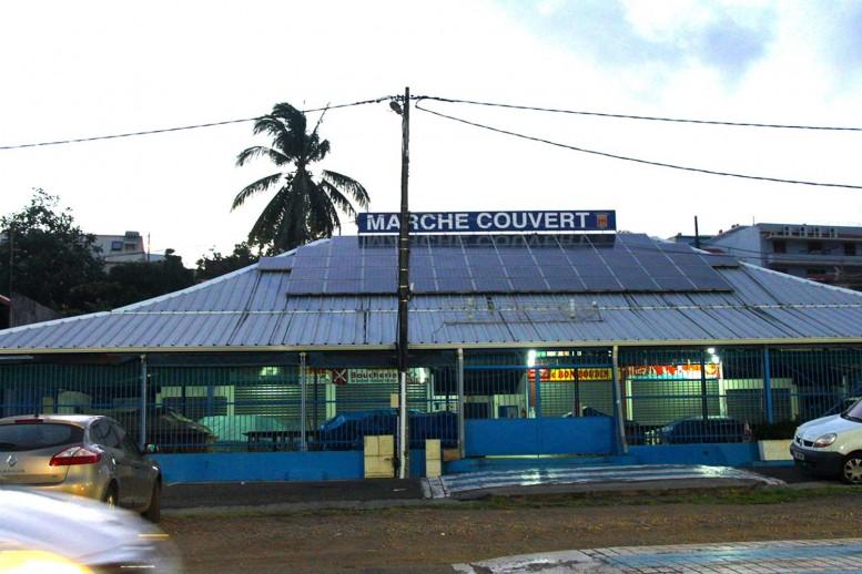 Marché couvert - Martinique Active