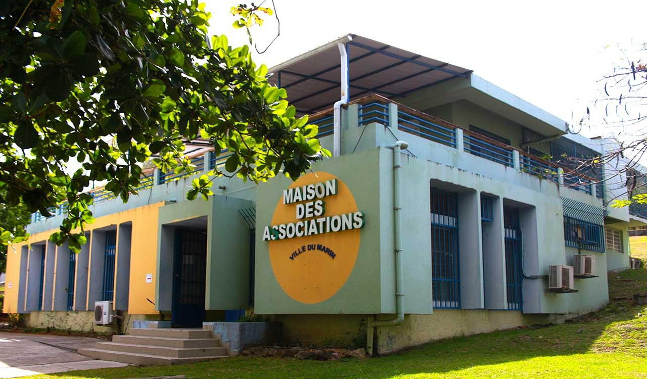Maison des Associations du Marin - Martinique Active